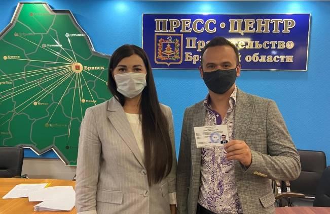 В Брянской области зарегистрировали первых двух кандидатов в депутаты Госдумы