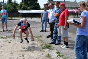 В Брянске 30 осужденных сдадут нормы ГТО