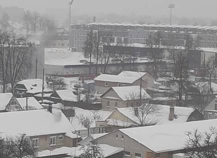 В Брянске из ледового дворца «Пересвет» после обрушения крыши эвакуировали 30 человек
