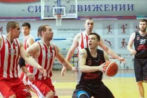 Брянские баскетболисты второй раз проиграли клубу «Тверь»