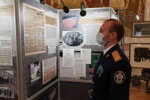 В Брянске открылась уникальная выставка о зверствах фашистов