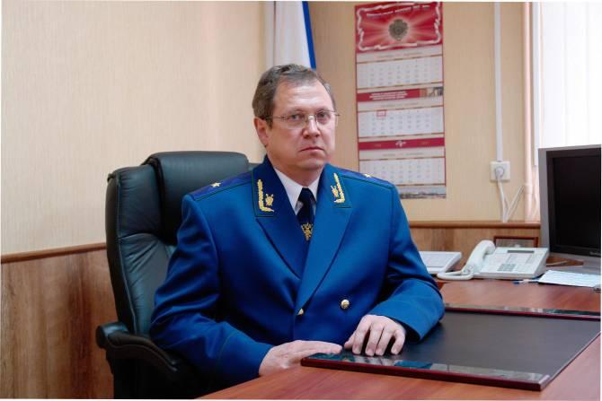 Бывший брянский прокурор выдвинулся в депутаты от «Единой России»