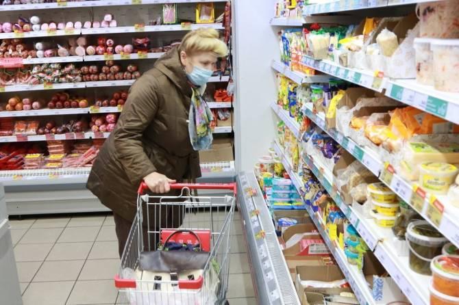 В брянских магазинах за день поймали пять безмасочников