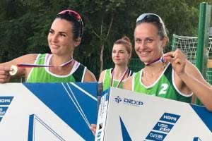 Брянские волейболистки выиграли любительский турнир в Журиничах