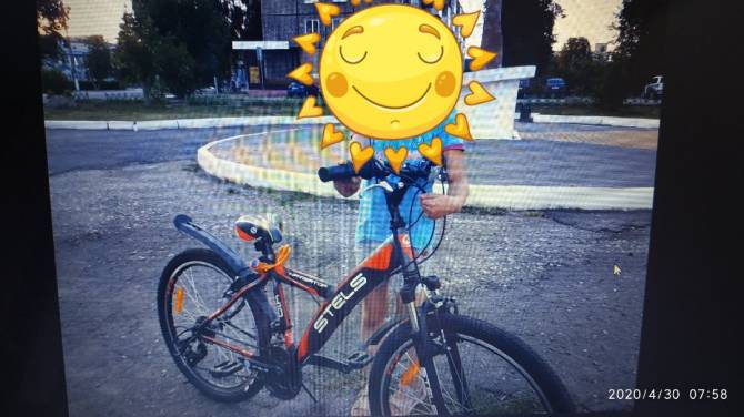 В Карачеве девушка ищет очевидцев кражи велосипеда