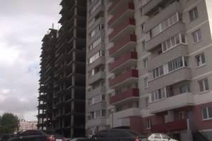 В Брянске заметили активность рядом с недостроенным домом на Чернышевского