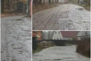 В Брянске триста жителей Антоновки на 10 лет остались без дороги