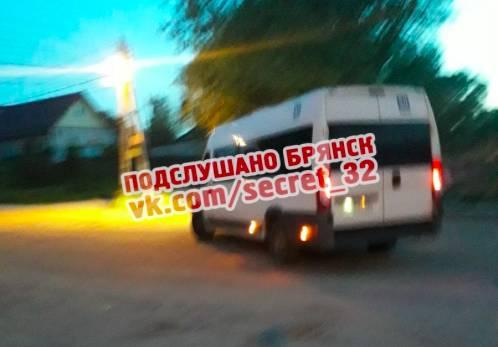 Брянец рассказал о двухчасовом ожидании маршрутки в Чайковичах