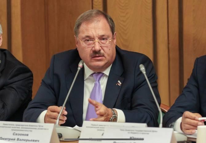 Борис Пайкин предложил строже карать за преступления против пенсионеров