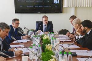 Борис Пайкин обсудил с коллегами программу «Спорт на селе»