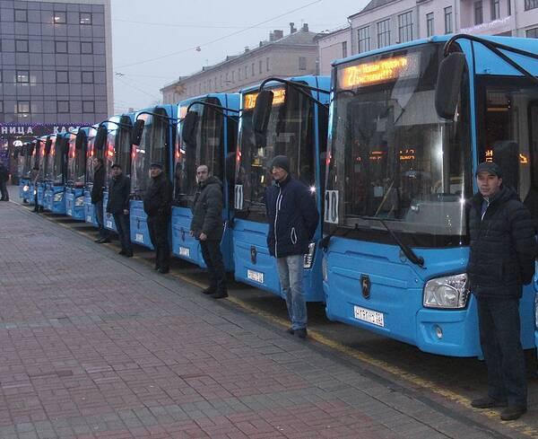 Брянцы поддержали предложение о запуске ночных рейсов автобусов