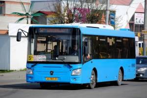 В Брянске изменится расписание автобуса № 5А