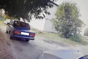 В Карачеве поймали 20-летнего пьяного парня на ВАЗ