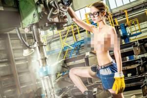 Новозыбковский завод выпустил эротический календарь