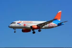В Брянск из Сочи с опозданием прибудет необычный самолет