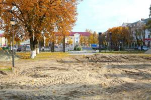 Новый детский городок построят в брянском парке железнодорожников