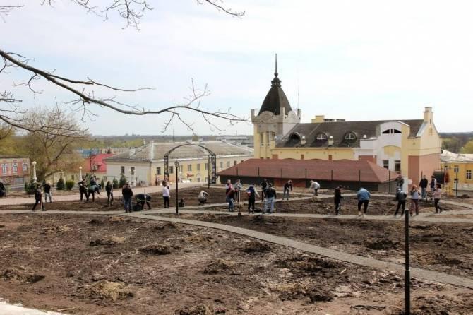 В Брянске 12 мая откроется «Сад Победы»