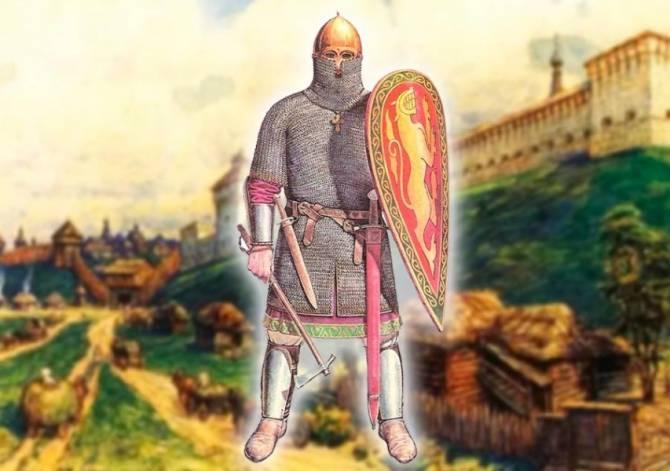 Брянцам расскажут о вооружении и доспехах древнерусского воина