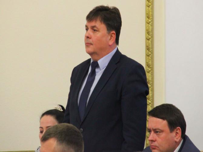 В Брянске представили нового главу регионального департамента строительства