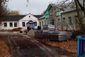 Под Брянском после скандала с поборами отремонтируют школу