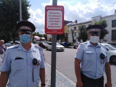 В Брянске устроят облавы на пешеходов