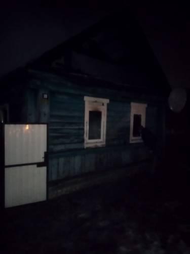 На Брянщине за первые дни нового года пожары унесли две жизни