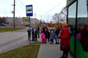 В Брянске пожаловались на срыв рейсов автобусов №5а и №5б