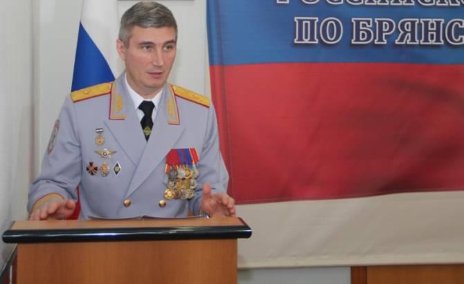 Начальнику брянского УМВД Толкунову пожаловались на «Бардак»