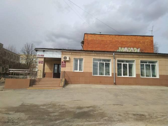 В Брянске отремонтируют фасад ДК общества слепых