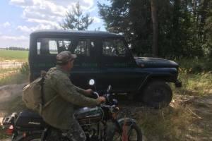 На Брянщине устроили патрулирование лесов в противопожарный режим