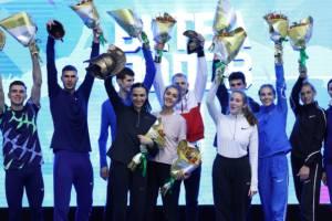 Брянец Илья Иванюк стал пятым на турнире «Битва полов»