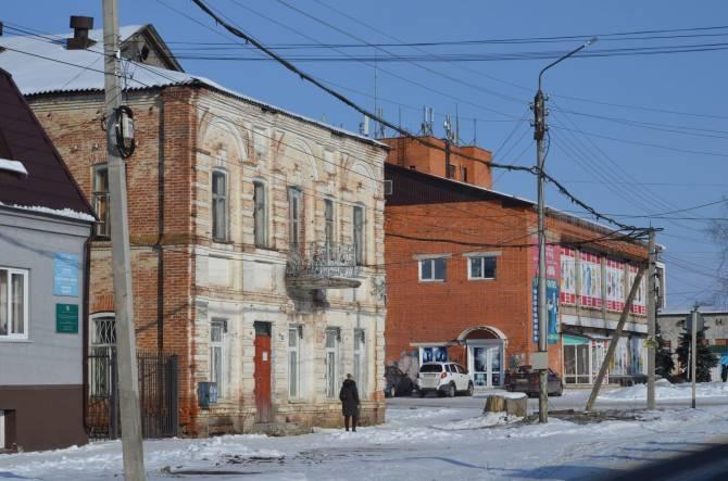 В Трубчевск по холоду