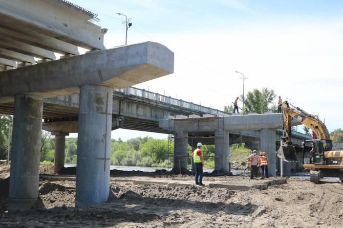 Мост бетон брянск забор из бетона купить в минске