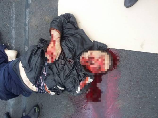Под Брянском машина скорой помощи насмерть сбила мужчину