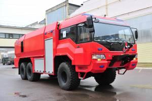 В Брянске разработали уникальную пожарную аэродромную машину
