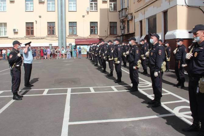 Брянские полицейские отправились в Северную Осетию