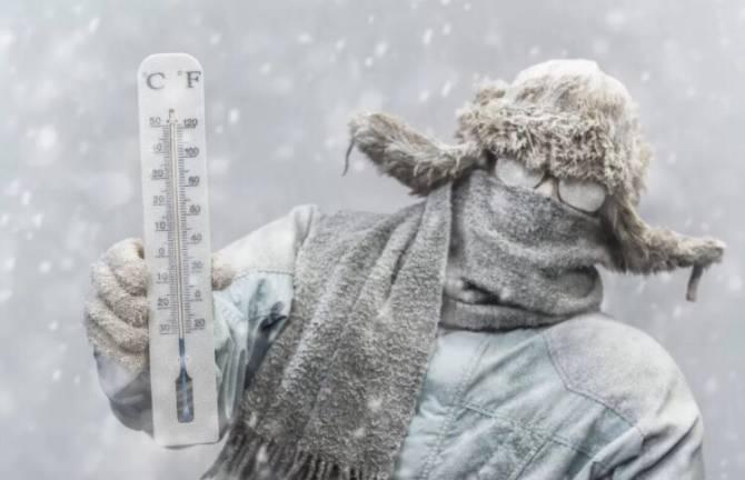 Жители Клинцов боятся заболеть в холодных квартирах