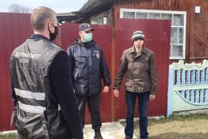 В Новозыбкове уголовник изрезал ножом друга и жену