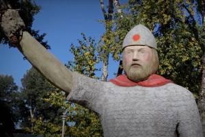 В Брянске сотрудники «Городского» сняли на видео сказочный парк «Юность»