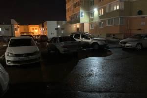 В Брянске сняли на фото автохама на улице Крахмалева