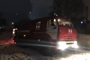 В Брянске на Володарке сгорели 4 автомобиля