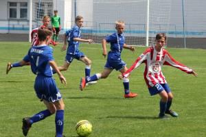 Юные футболисты брянского «Динамо» провально выступили на Первенстве России