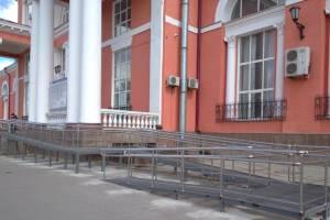 Железнодорожный вокзал Брянск-1 стал доступнее для инвалидов