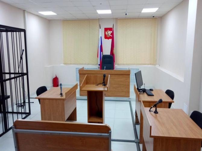 Брасовские судьи переехали в новое здание