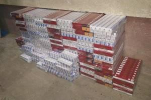 У брянца изъяли контрабандных сигарет на 800 тысяч рублей
