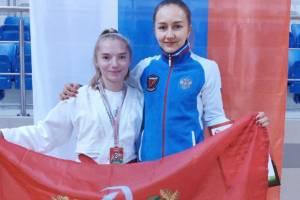 Брянская спортсменка стала Чемпионом Европы по рукопашному бою