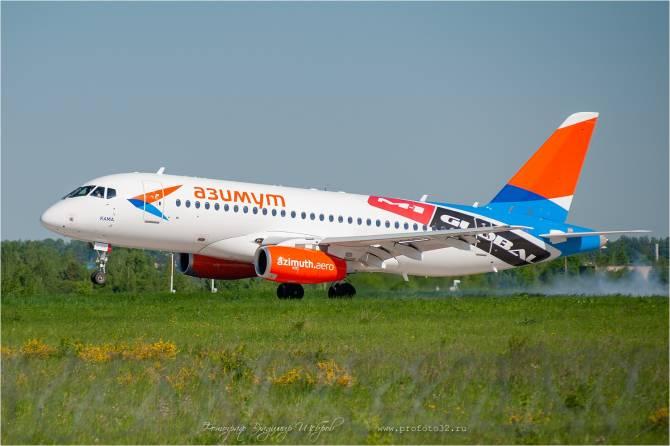 В Брянске на сутки задержали вылет самолёта в Краснодар