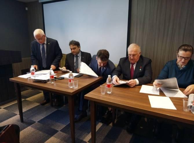 В Брянске проходит конференция левых и народно-патриотических сил