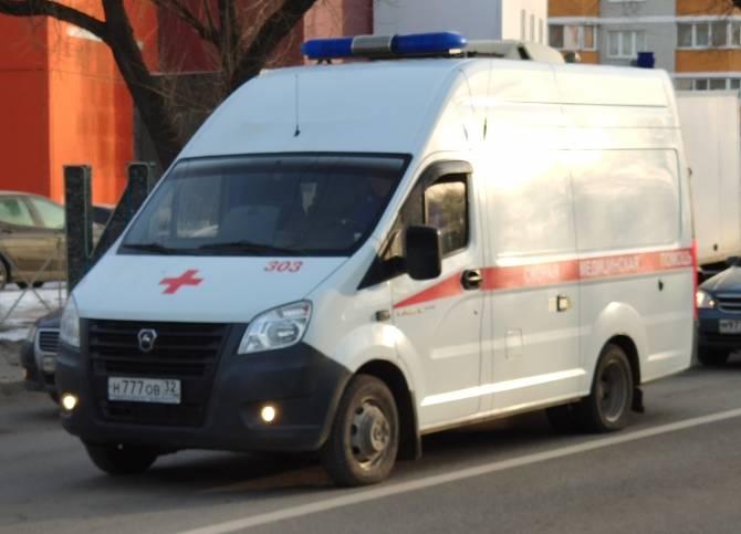 В Брянске автоледи на «Матизе» покалечила 70-летнего пенсионера
