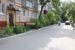 В Брянской области отремонтировали 42 двора